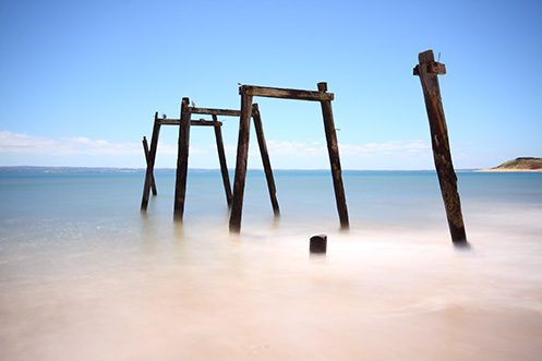 Cat Bay, Phillip Island - Jim Worrall - Australia - seascape - beach - ND400 - long exposure