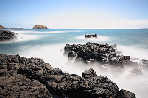 Right Point, Phillip Island - Jim Worrall - Australia - seascape - beach - ND400 - long exposure