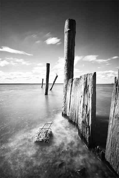 Docking Station - Corinella - French Island - Jim Worrall - Western Port Bay