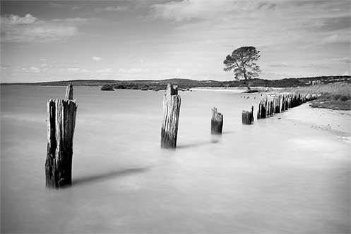 Queensferry - Western Port Bay - Jim Worrall - high tide - ND400