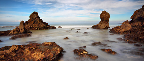 Walkerville South - beach - Jim Worrall - Australia - long exposure