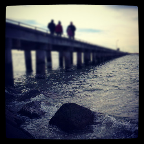 Rye Pier - Jim Worrall - Mornington Peninsula - Instagram