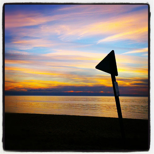 Mt Martha beach - Jim Worrall - Mornington Peninsula - Instagram