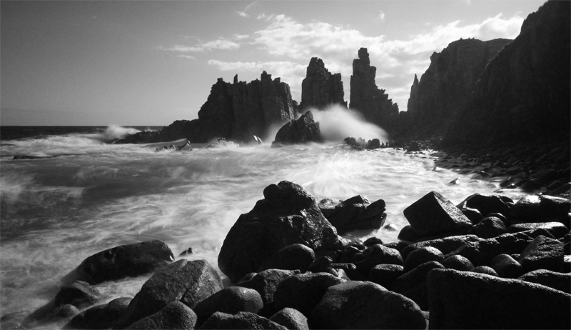Pinnacles - Jim Worrall - Phillip Island - Australia