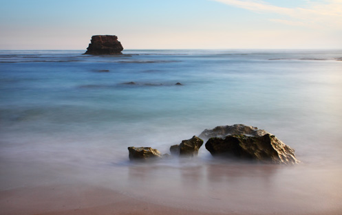Sorrento beach - Jim Worrall - Mornington Peninsula - Australia - ND400 - long exposure