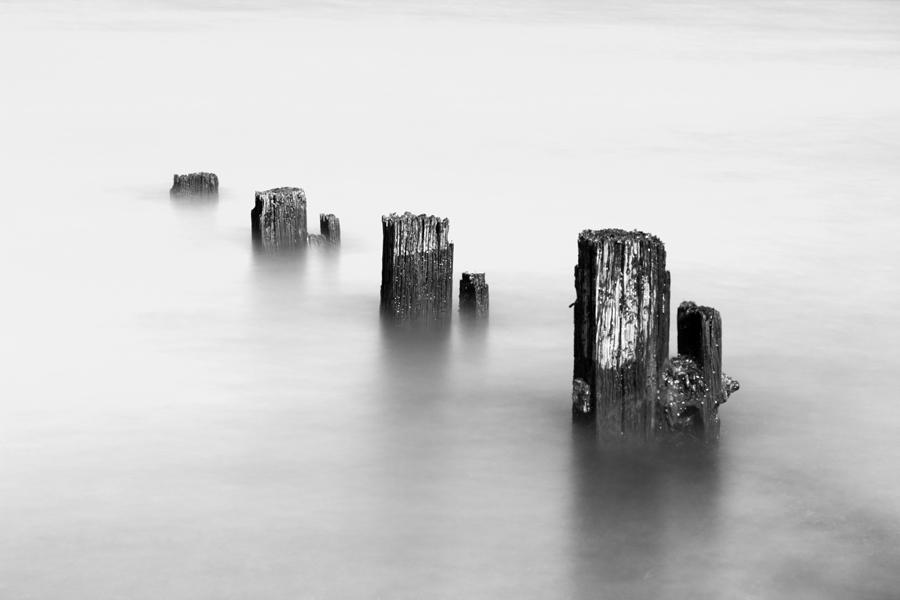 Balnarring Beach - Jim Worrall - Groyne - Western Port Bay - Australia