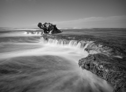 Dragons head rock - Jim Worrall - Rye back beach - Australia - Mornington Peninsula