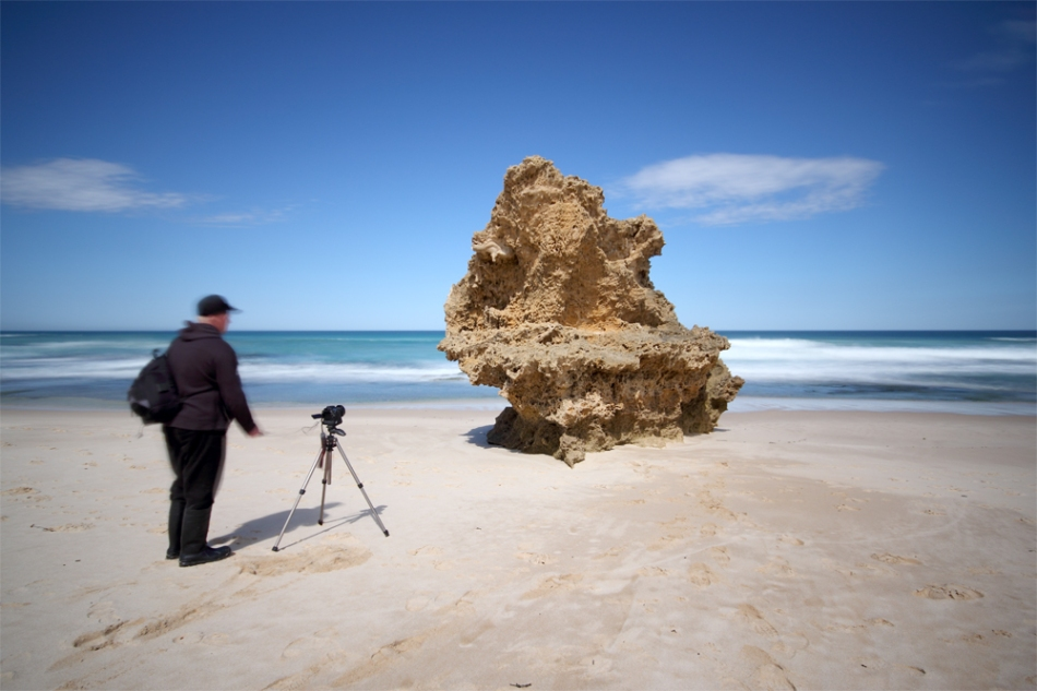 Rye - Number Sixteen beach - 16 - Jim Worrall - Stephen Pretty - Mornington Peninsula - Australia