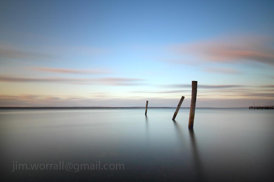 Corinella Sunset - Jim Worrall - Western Port Bay - Australia