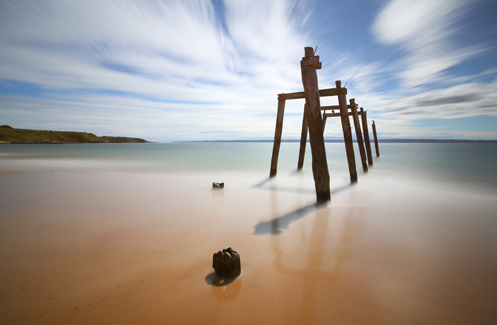 Cat Bay - Phillip Island - Jim Worrall - long exposure -nd400