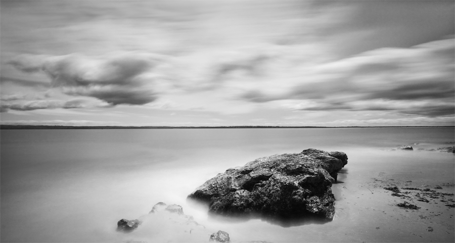 Ventnor beach - Phillip Island - Jim Worrall - nd400 long exposure