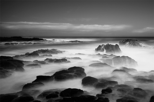 Flinders beach - Jim Worrall - long exposure - nd400 - ndx400