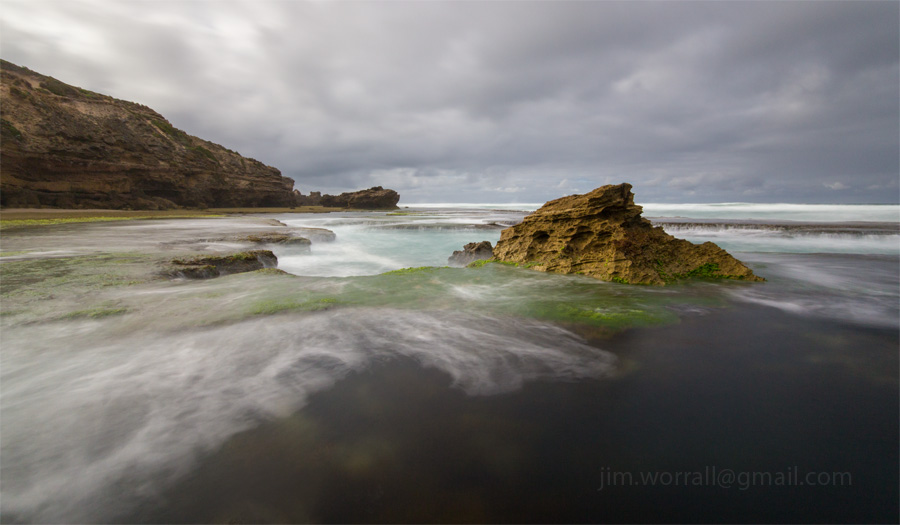 Sorrento back beach - Jim Worrall - Mornington Peninsula - Australia - long exposure
