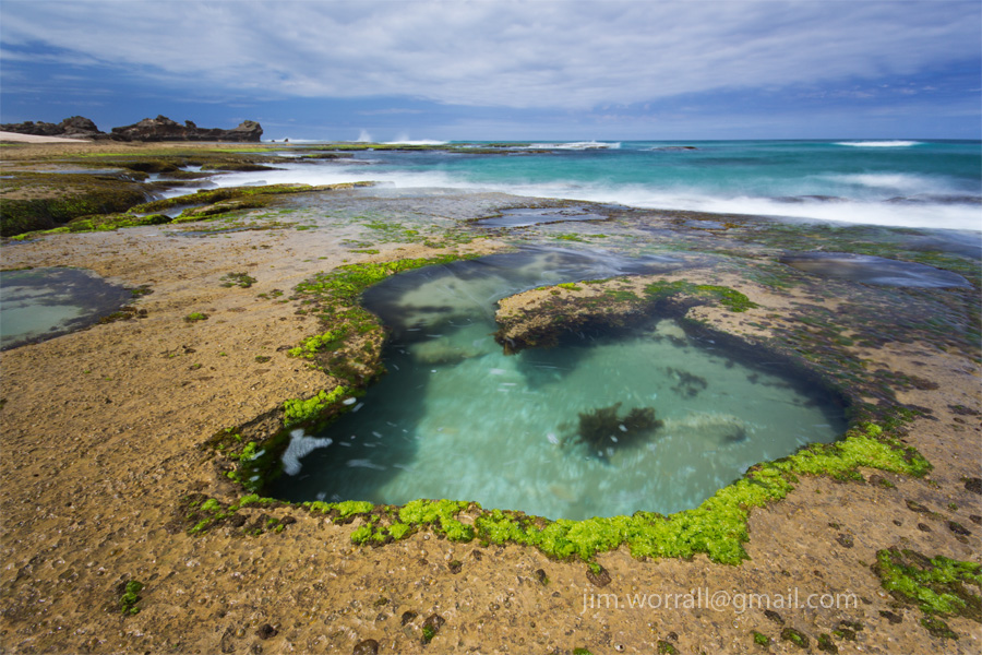 Sorrento rock pools - Jim Worrall - Mornington Peninsula - Australia