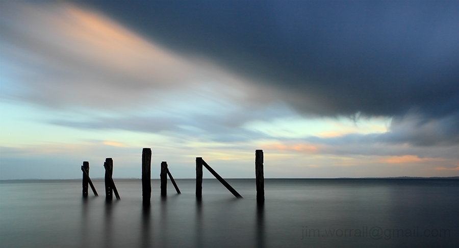 flinders beach - mornington peninsula - jim worrall - australia