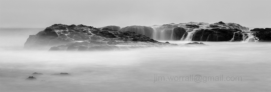 Flinders - black and white - Jim Worrall