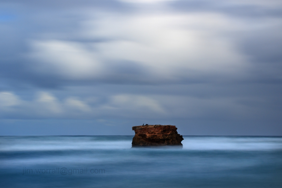 Jim Worrall sorrento beach Mornington Peninsula