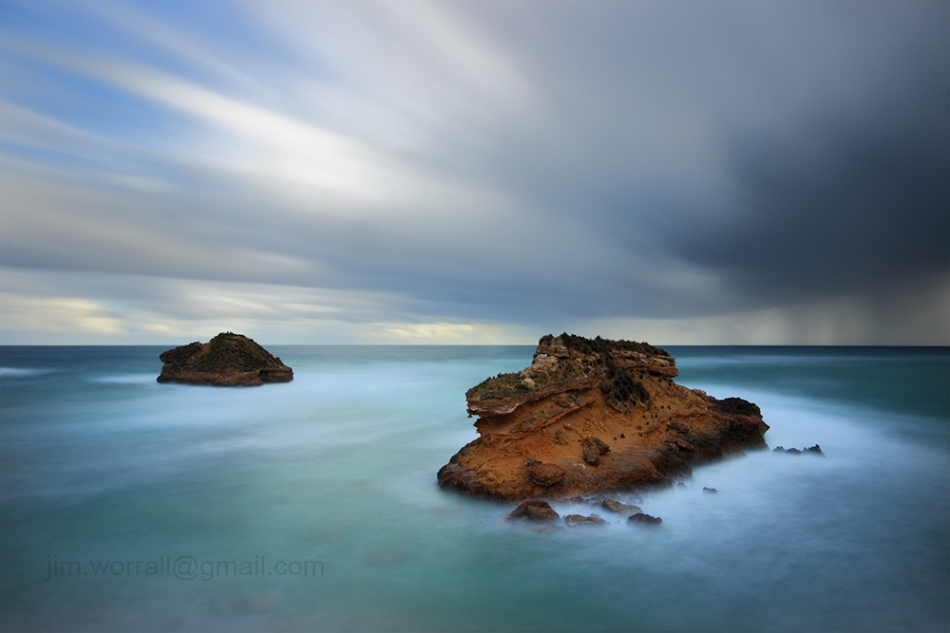 Jim Worrall Bay of Islands Mornington Peninsula Sorrento