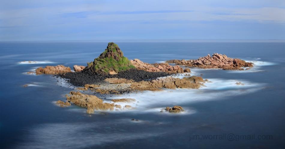 Jim Worrall Pyramid Rock Phillip Island Australia