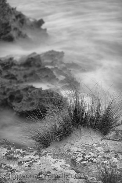 Jim Worrall St Pauls cliff top Sorrento Mornington Peninsula