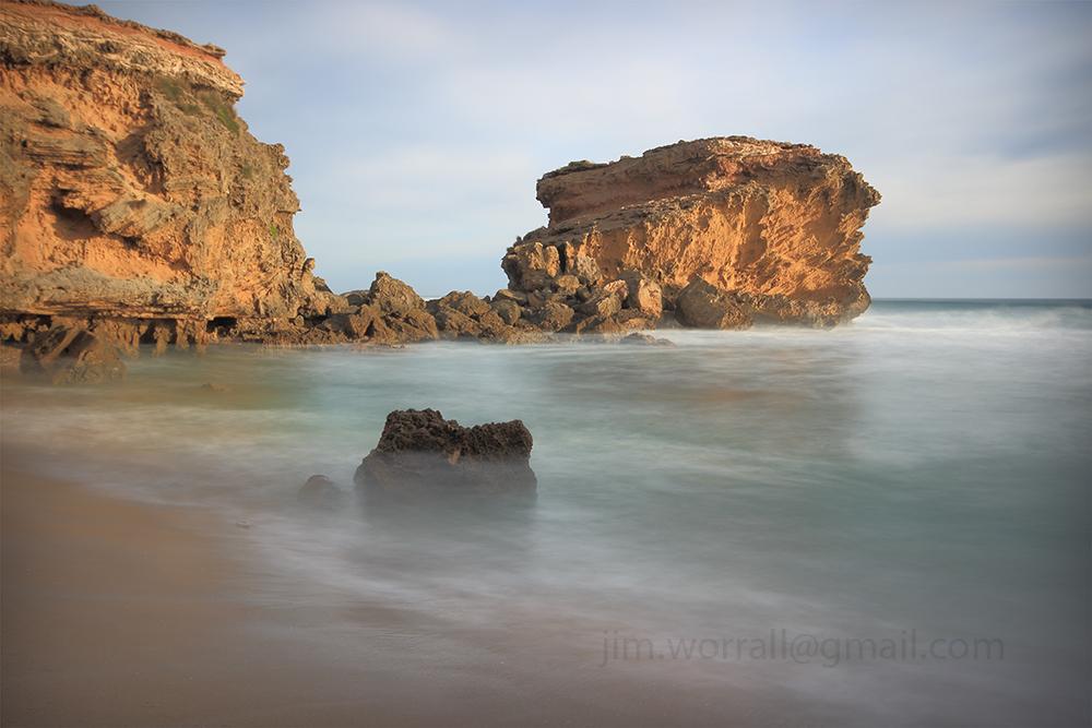 Jim Worrall St Pauls beach Sorrento Mornington Peninsula