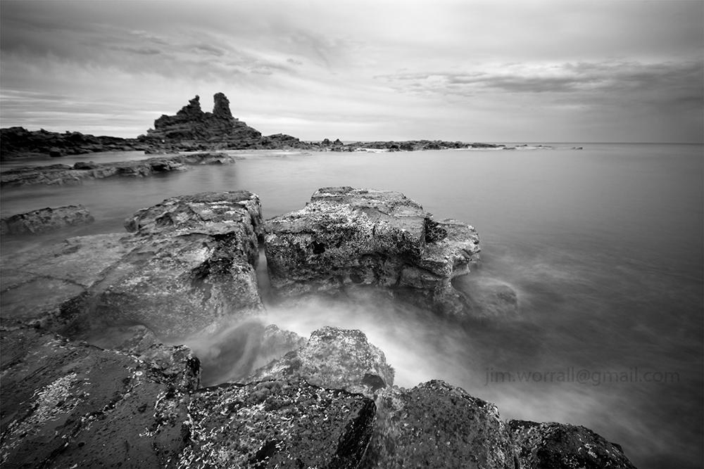 Jim Worrall - Shack Bay - Eagles Nest