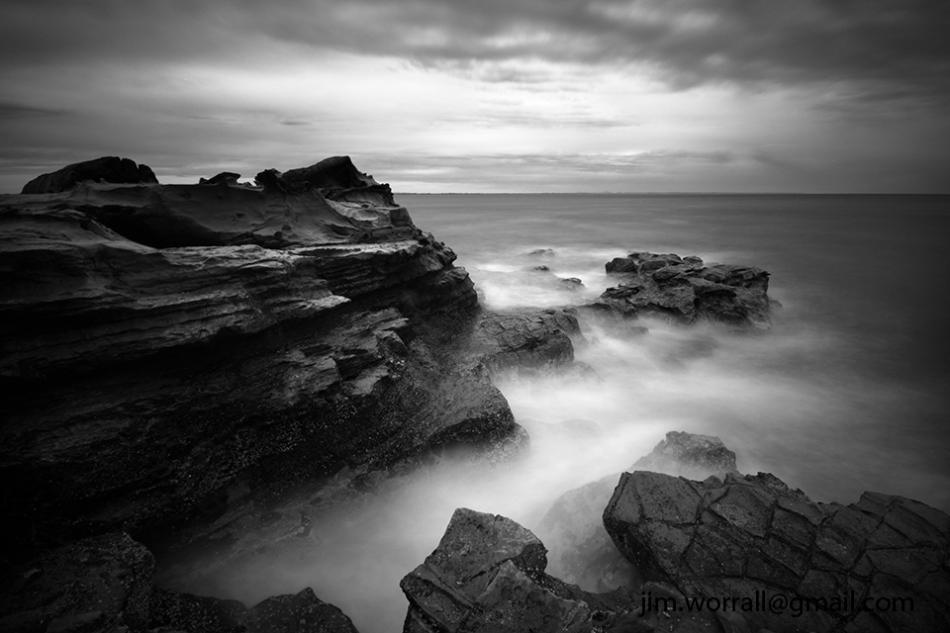 Jim Worrall - Eagles Nest - long exposure