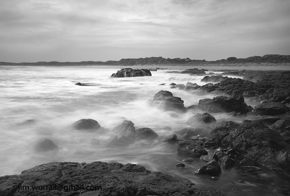 Jim Worrall, Phillip Island