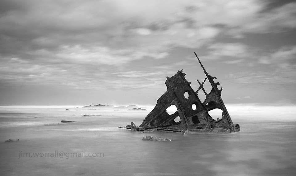 Jim Worrall, Kitty Miller Bay, Phillip Island, ND400