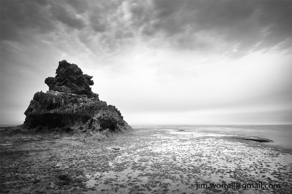 Sorrento - Jim Worrall - Mornington Peninsula - seascape - long exposure