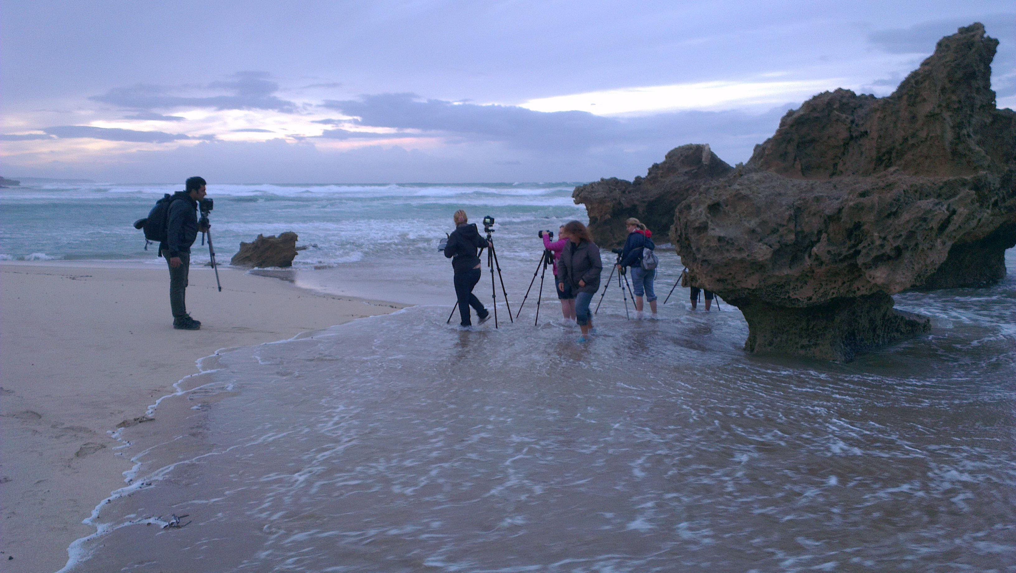 Montfort beach - Jim Worrall - Mornington Peninsula - Blairgowrie