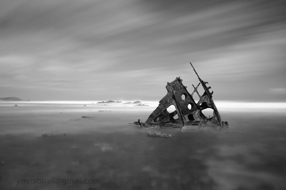 SS Speke - Jim Worrall - Phillip Island - Kitty Miller Bay