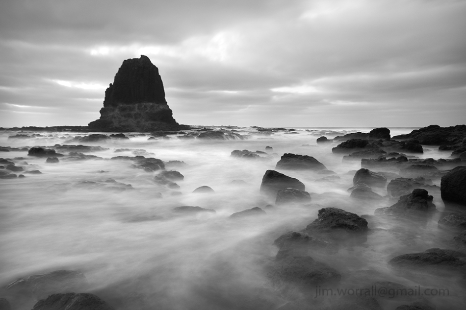 Pulpit Rock - Jim Worrall - Cape Schanck - Mornington Peninsula
