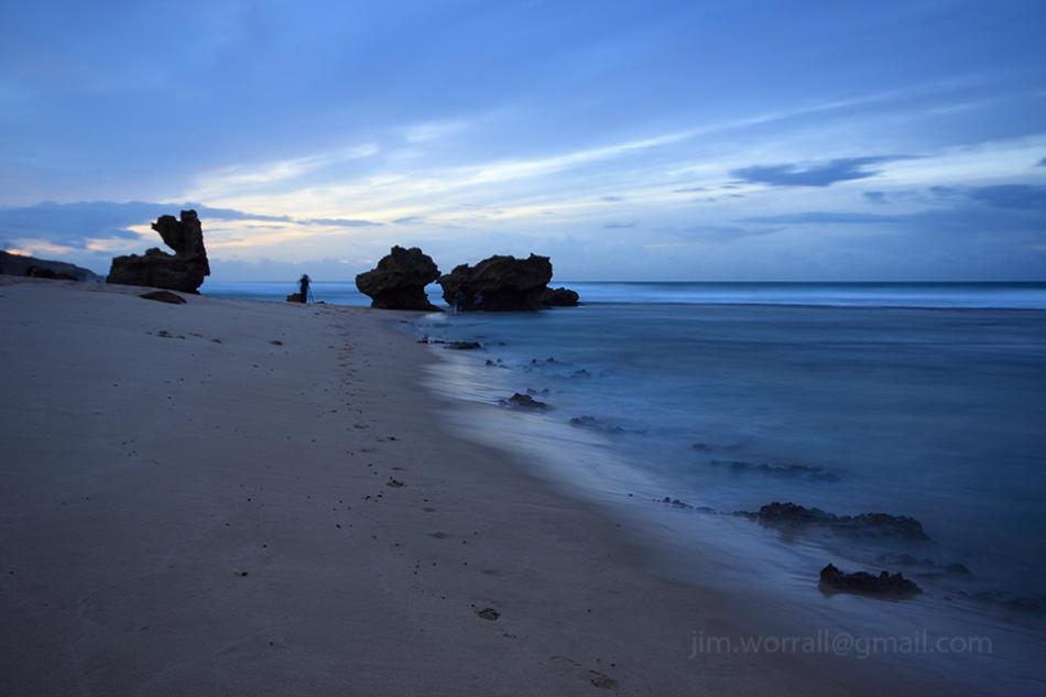 Montforts beach - Jim Worrall - Mornington Peninsula - Blairgowrie