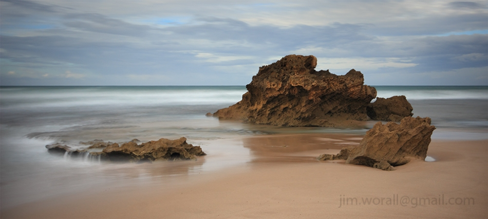 Montforts beach - Jim Worrall - Mornington Peninsula - Blairgowrie