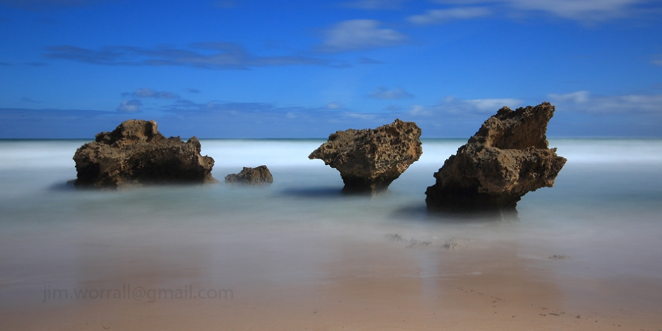 Jim Worrall - Blairgowrie - Mornington Peninsula