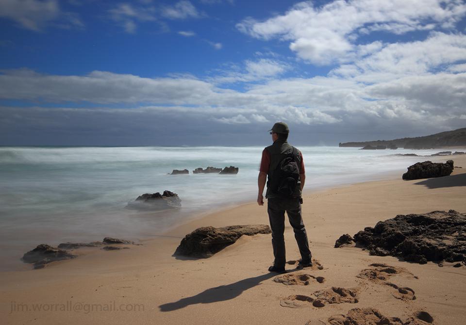 Jim Worrall - long exposure - Blairgowrie - Mornington Peninsula