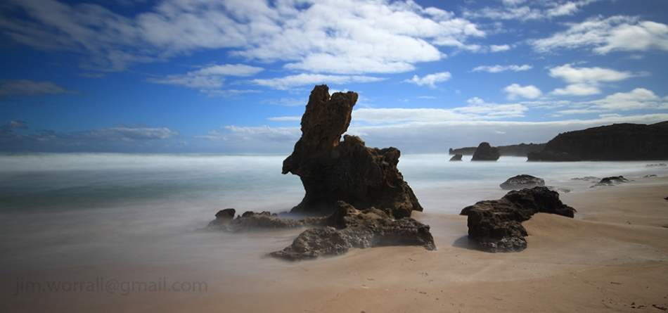 Rabbit Rock - Jim Worrall - Blairgowrie - Mornington Peninsula