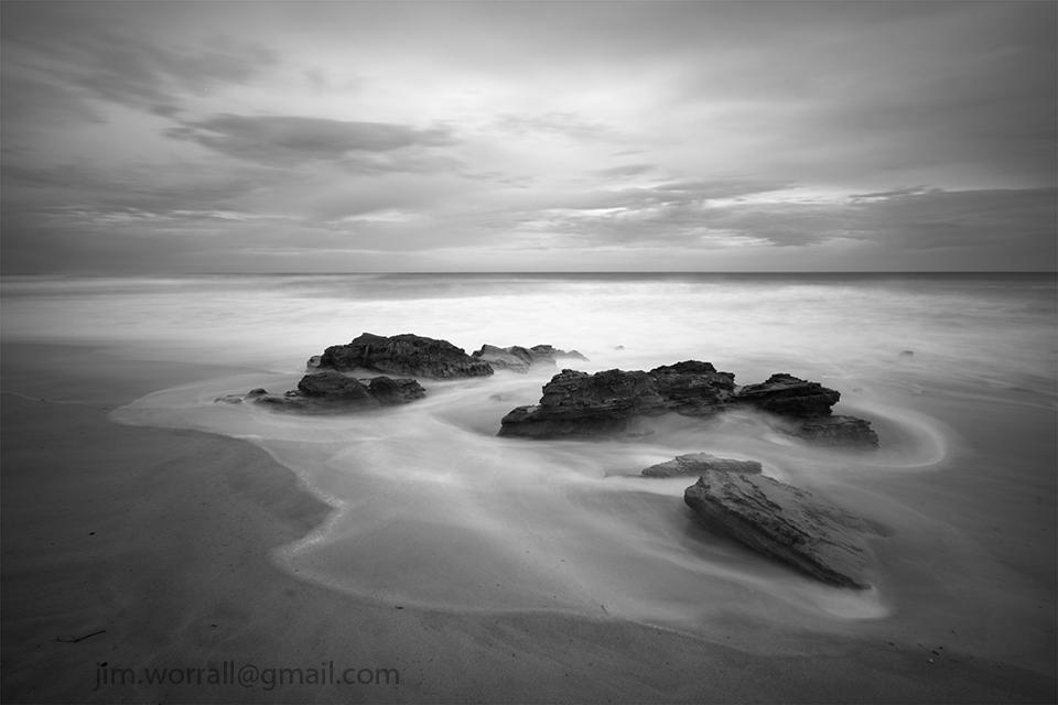 St Andrews Beach - Jim Worrall - Mornington Peninsula - long exposure - ND400