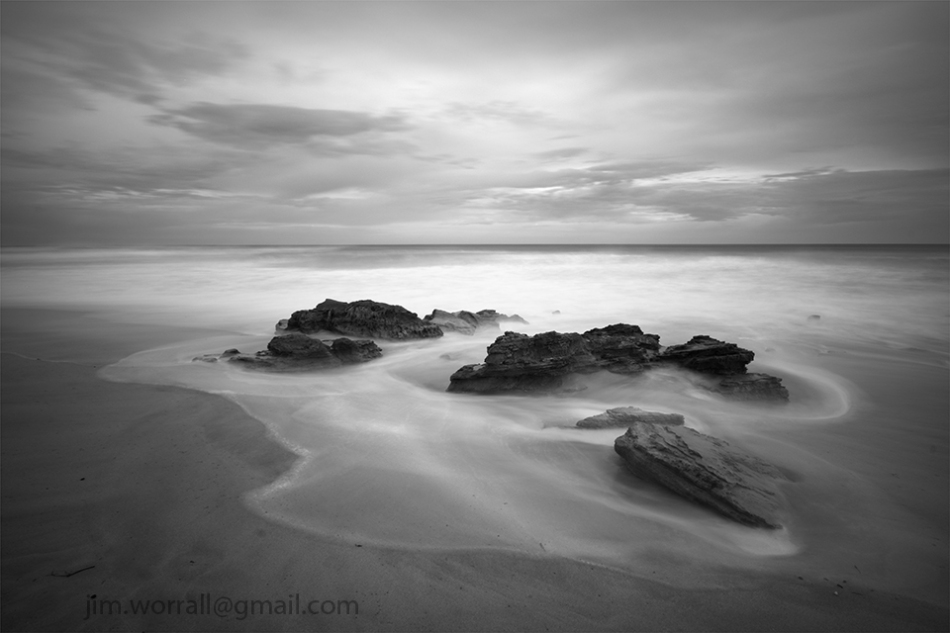 St Andrews Beach - Jim Worrall - Mornington Peninsula - long exposure - ND400