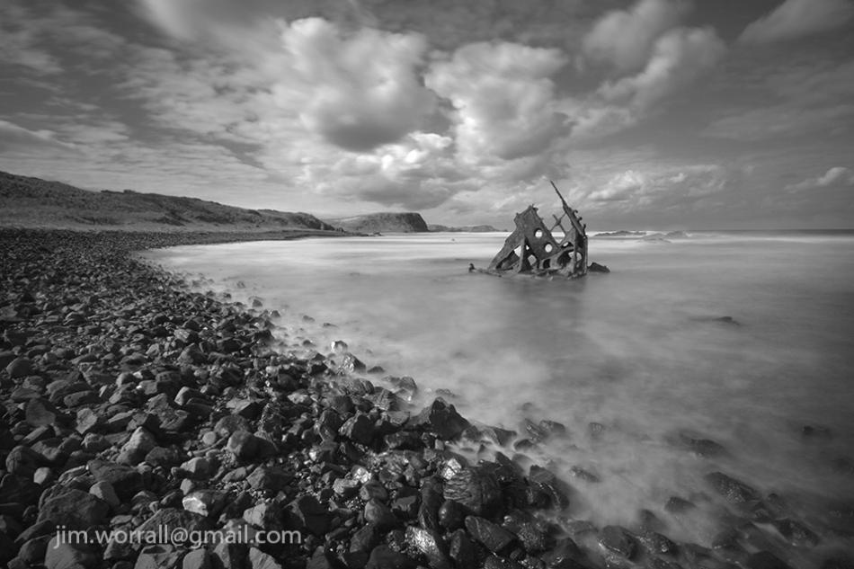 Kitty Miller Bay, Phillip Island, Jim Worrall