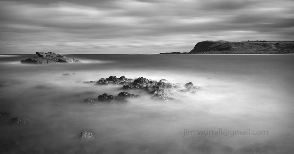 Phillip Island, long exposure, Jim Worrall