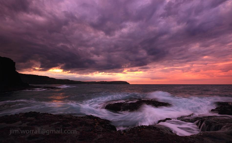 Pulpit Rock, Jim Worrall, Cape Schanck, Mornington Peninsula