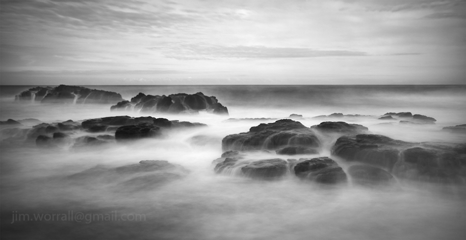 Jim Worrall, Mornington Peninsula, long exposure, ND400