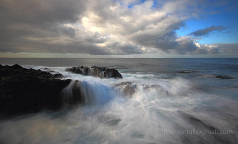 Jim Worrall, Mornington Peninsula, ND400, long exposure