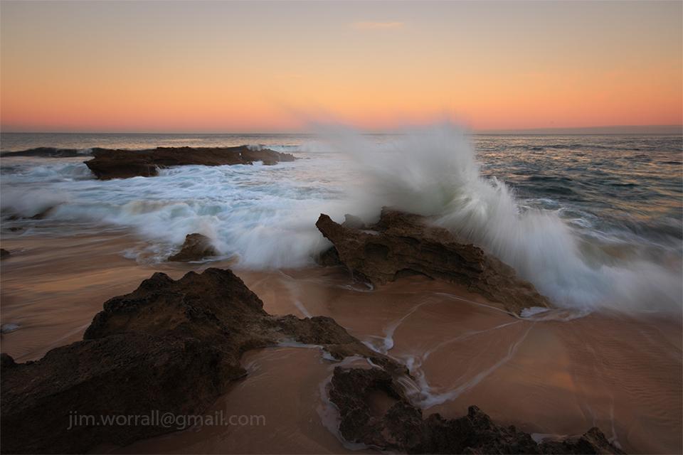 Mornington Peninsula, back beach, Jim Worrall