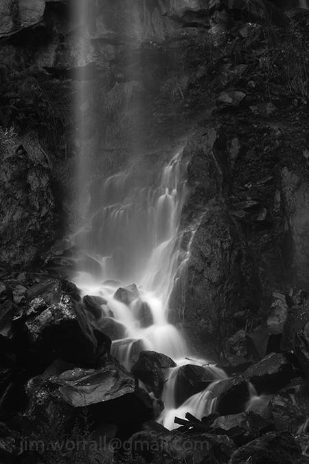 Daylesford Jim Worrall waterfall