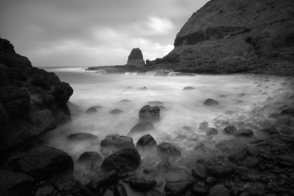 Cape Schanck, Mornington Peninsula, Jim Worrall, long exposure, ND400