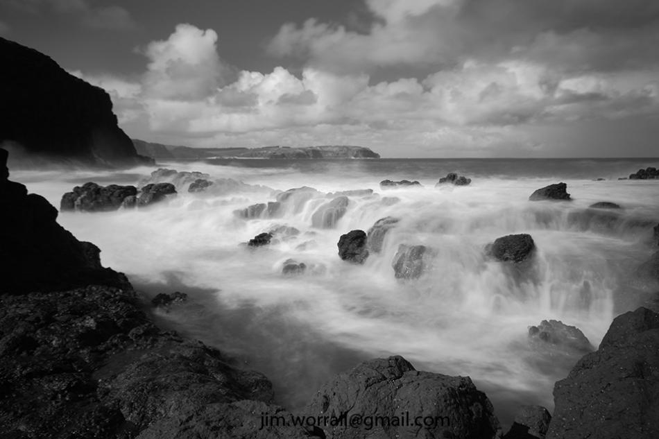 Cape Schanck, Mornington Peninsula, Jim Worrall, long exposure, ND400