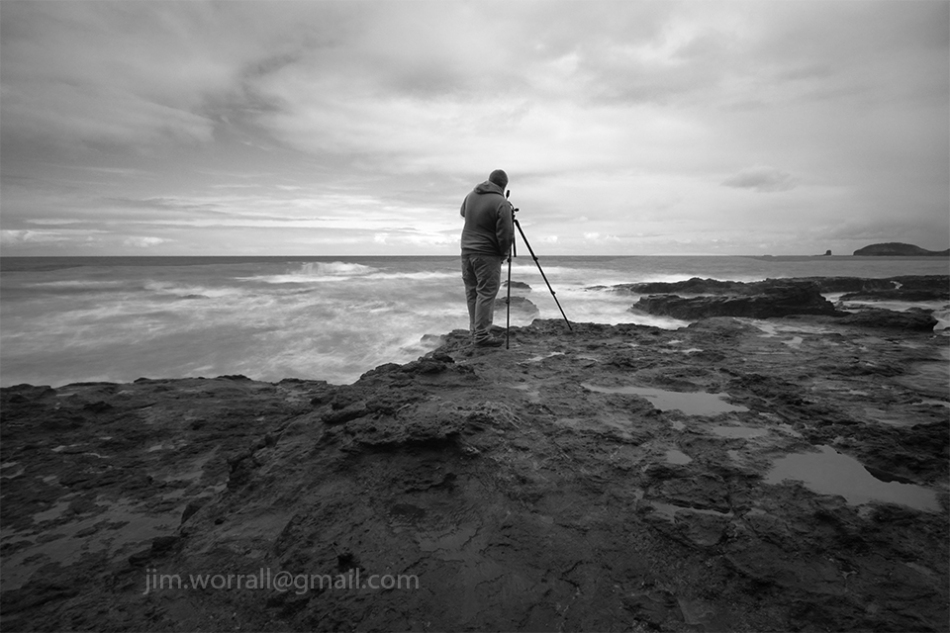 Alan Wright, Mornington Peninsula, Jim Worrall